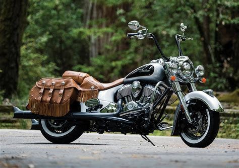 Indian Motorcycle Announces Model Year 2016 Lineup