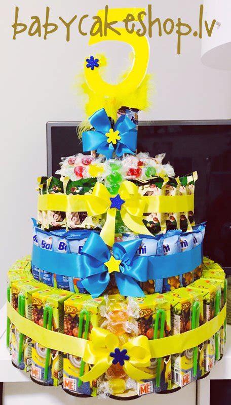 Saldumu torte Bērnu ballītei - Saldas dāvanas - Veikals ...