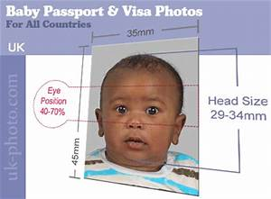Baby passport photos available online or at our studio for Requirements for passport child