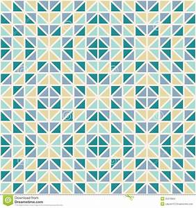 Seamless geometric pattern stock vector. Image of element ...