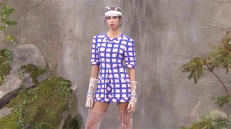 Watch Vogue Fashion Week Chanel Spring 2018 Ready To