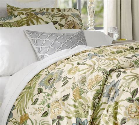 Pottery Barn Bedding Sets by Organic Bedding From Pottery Barn