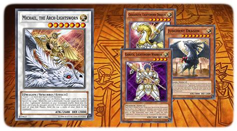 lightsworn structure deck realm of light structure deck ygoprodeck