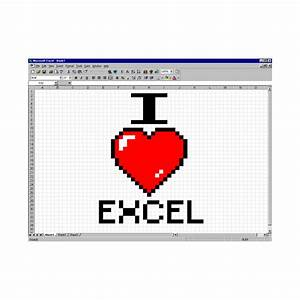 I Love Excel - Microsoft Excel