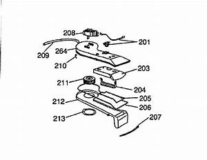 Manifold Diagram  U0026 Parts List For Model Xqg6511su Haier