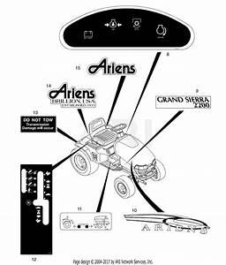 Ariens 931038  000101