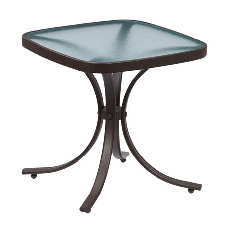 garden side table metal colorful metal outdoor side table decorative table