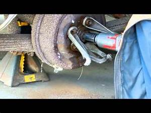 1964 Chrysler Rear Brake Drum Removal