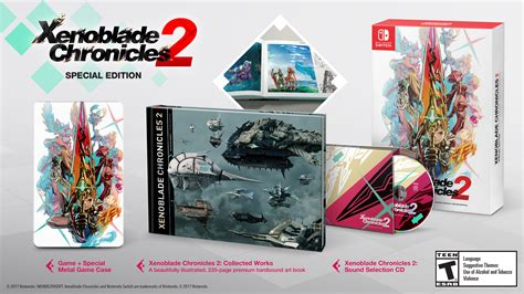 Xenoblade Chronicles 2 Is Out December 1st And Theres A