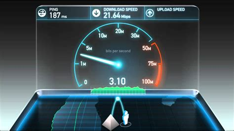 comcast performance internet speed test youtube