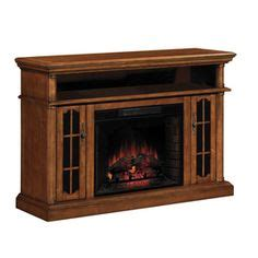 allen roth  antique verde electric fireplace