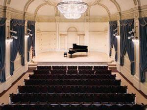Weill Recital Hall Rentals Carnegie Hall
