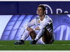 Cristiano Ronaldo's bizarre argument during Levante draw