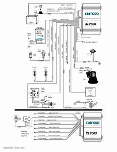 clifford electronics wireless immobilizer xl 2000 wiring With clifford alarm wiring diagrams english