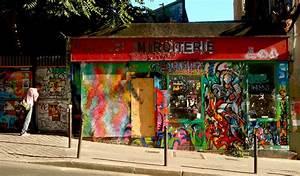 88 Rue Menilmontant Miroiterie : la bellevilloise transforme 900 m2 de friche en nouveau ~ Premium-room.com Idées de Décoration