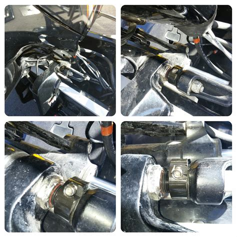Boat Steering Wheel Not Centered by Seastar Steering Slop Play The Hull Boating And
