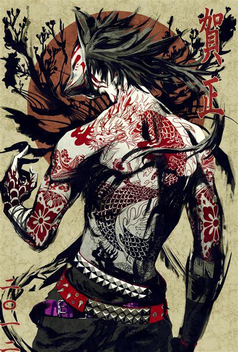 yakuza zerochan anime image board