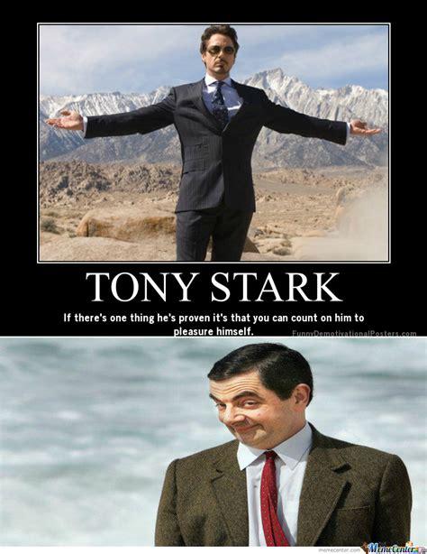 Tony Meme - rmx tony stark by 666maiden666 meme center