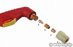 Ifl Cut 40 Plasma Torch Parts