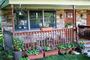 How To Applying Front Porch Decorating Ideas? TrellisChicago