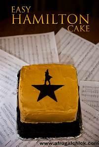 easy to make hamilton cake