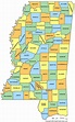 82 Counties, 1 Mississippi   MadeInMississippi.US