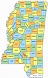 82 Counties, 1 Mississippi | MadeInMississippi.US