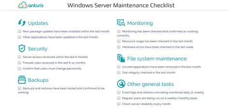 Windows Server Maintenance Checklist  Anturis. Albuquerque Moving Company Mac Server Hosting. Tool For Project Management Dont Speak Live. Ottawa Personal Injury Lawyers. How Does Skin Repair Itself United Tax Group. Stage Iv Breast Cancer Survival Rates. Entrepreneur Ideas For Students. Credit Score Meaning Home Loans For Seniors. 5 X 7 Postcard Printing Pre Owned Luxury Cars