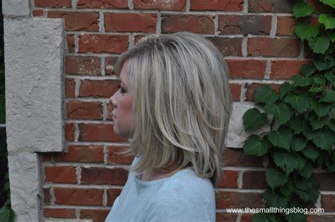 Multi Layered Haircuts Back View