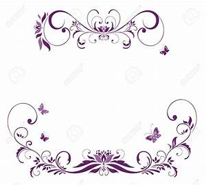 Purple Rose clipart fancy heart - Pencil and in color ...