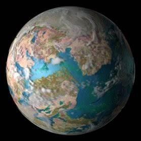 Creen que es el único planeta parecido a la tierra ...