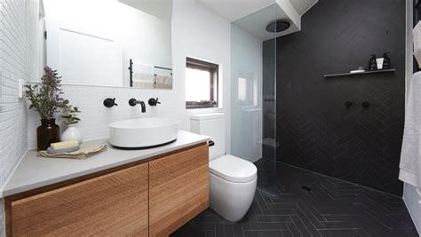 block      tiny bathroom feel luxe