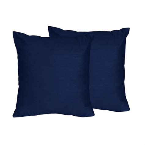 navy blue throw pillows navy decorative accent throw pillows for navy blue and
