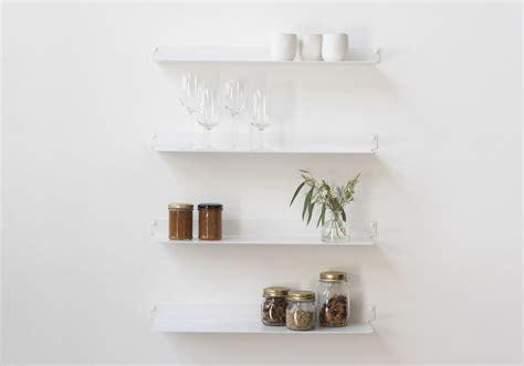 etagere pour cuisine étagère murale cuisine teeline 6015 lot de 2 teebooks