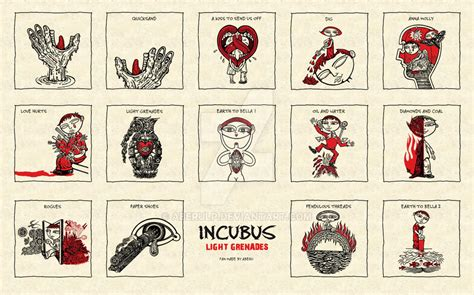 light grenades light grenades lithograph by aberulp on deviantart Incubus