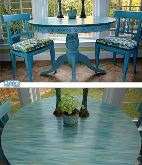 painted kitchen table chairs tables indoors outdoors