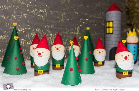 weihnachtskalender selber basteln adventskalender basteln m 228 rchenwald zum selbermachen