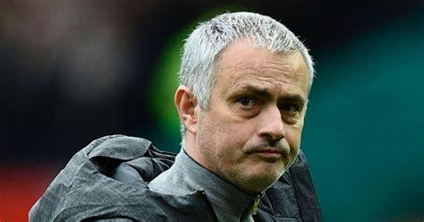 Manchester United manager Jose Mourinho explains why he ...