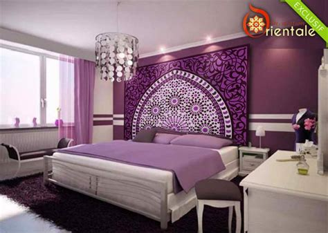 chambre orientale decoration de chambre style orientale