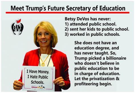 Betsy Devos Memes - marco rubio sucks