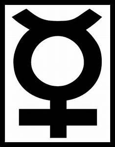 Mercury Planet Symbol - Pics about space