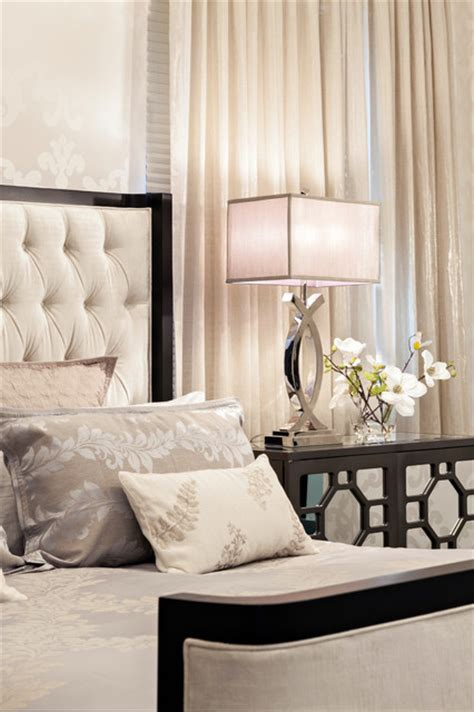 Modern Glamour  Contemporary  Bedroom  Miami By