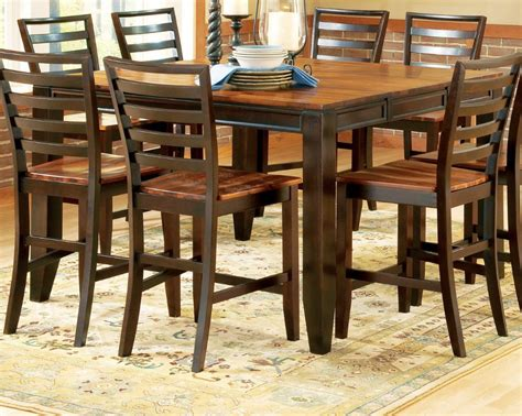 Steve Silver Abaco 54×36 Counter Height Table  Efurniture