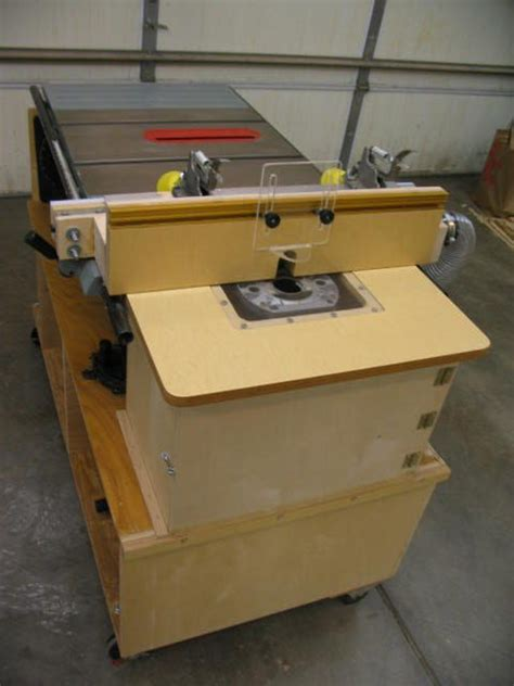 router  table  cart woodworking pinterest
