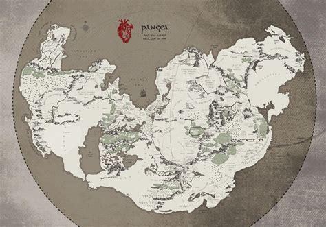 Pangea - Wonder Maps