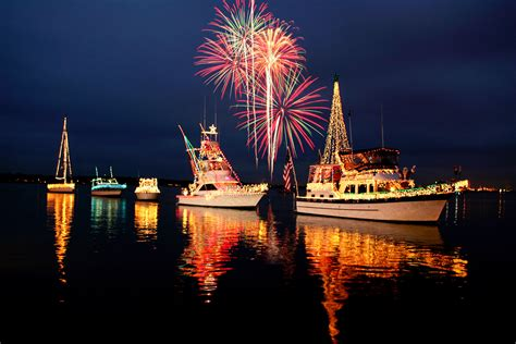Christmas Boat Parade Bradenton Beach, Florida, United ...