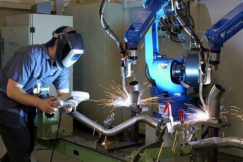 5 Factors to Consider Before Moving to a Robotic Welding