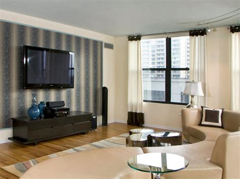 Living Room Furnishings by Living Room With Contemporary Furnishings Hgtv