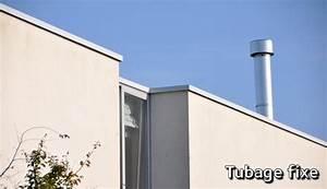 Tubage Exterieur Cheminée Inox : conduit cheminee exterieur inox deport conduit ext with ~ Edinachiropracticcenter.com Idées de Décoration