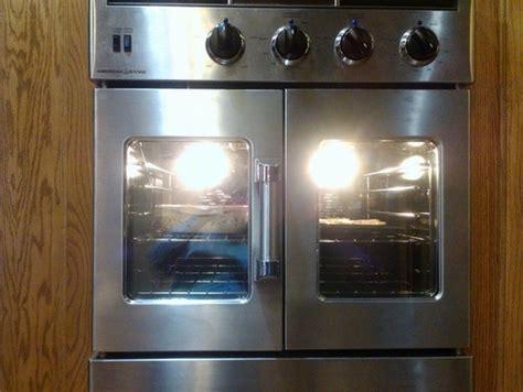 door wall oven american range door wall ovens